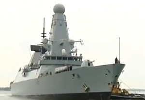 Navy have their pay docked following MoD's £1.2m blunder