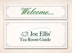 Joe Ellis determined the save the English tea room
