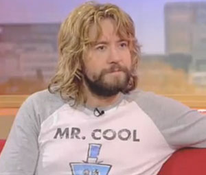 Comic Justin Lee Collins accused of assaulting ex-girlfriend
