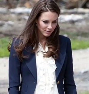 Two investigated over Kate Middleton photos