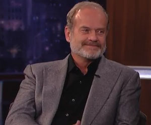 'Cheers' star Kelsey Grammer regrets lying to ex-wife Camille