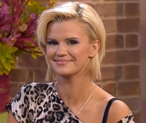 Kerry Katona and Brian McFadden in Twitter row over their former marriage