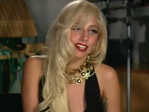 Lady Gaga donates $1million to help victims of Storm Sandy