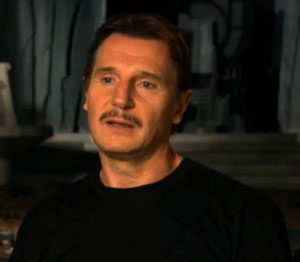 Liam Neeson attends event to honour Redgrave acting dynasty