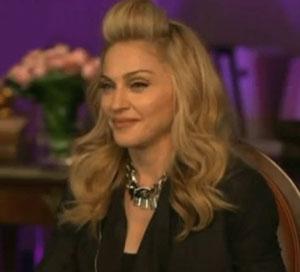 "Madonna calls Obama ""black Muslim"" on stage while endorsing him"
