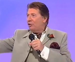 Mr. 'I wanna tell you a story...' Max Bygraves passed away