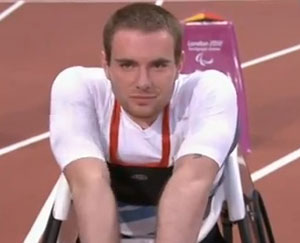 Mickey Bushell adds to GB gold medals with his 100m win