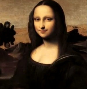 """""""Younger Mona Lisa"""" to be unveiled in Geneva"""