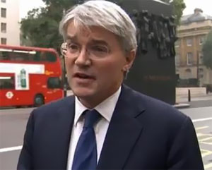 Andrew Mitchell resigns from government