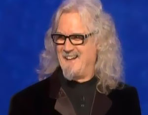 Billy Connolly will be given lifetime achievement award by Bafta Scotland