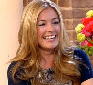 Surprise! Cat Deeley and Patrick Kielty are married!
