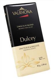 World's first BLOND chocolate offered by Valrhona Chocolat