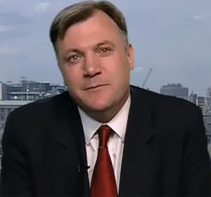 Ed Balls to speak on 4G at Labour Party Conference