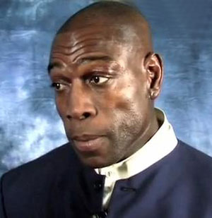 Boxing hero Frank Bruno reveals treated for mental health problems