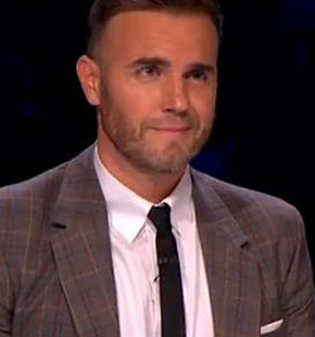 Gary Barlow walks off X-Factor after Carolynne Poole was sent home