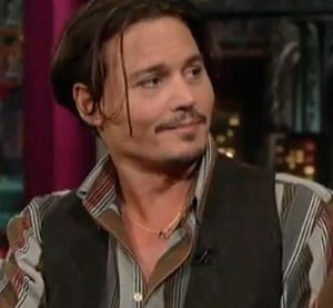 Johnny Depp lands publishing deal with HarperCollins