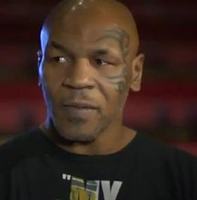 Mike Tyson will be TV cartoon detective