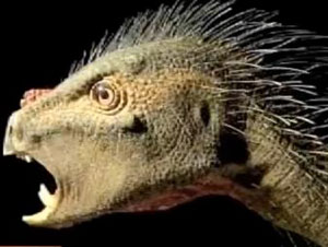 "A new fossil discovery reveals a ""vampire"" ""porcupine"" dinosaur"