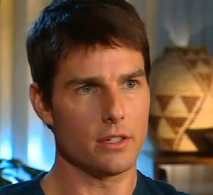 Tom Cruise's drunk neighbour trespassed on his property by mistake