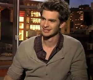 Andrew Garfield was in car accident on Spiderman 2's first shooting day