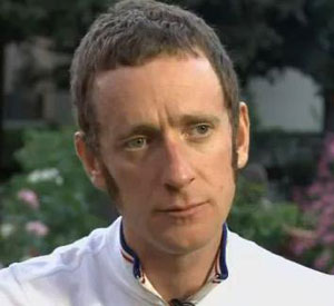 Bradley Wiggins sent to hospital after being hit by car