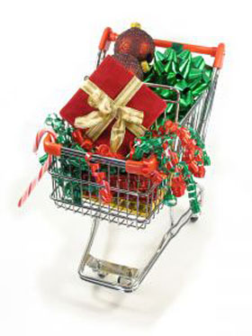 Cash in on Christmas with a rewards card
