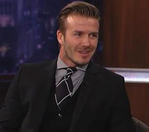 David Beckham offered multi-million pound contract in China