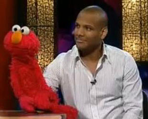Man behind Elmo accused of having sexual relationship with underage boy