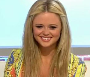 Inbetweeners star Emily Atack received chilling death threats on Twitter
