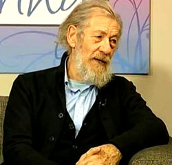 """Ian McKellen diagnosed with prostate cancer """"six or seven years ago"""""""