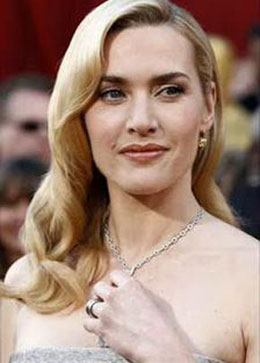 Kate Winslet receives her CBE at Buckingham Palace