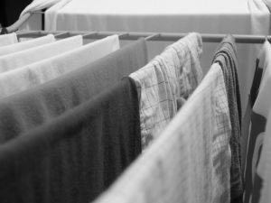 Indoor laundry drying can be bad for health, says research