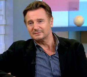 Liam Neeson accepts Freedom of Borough