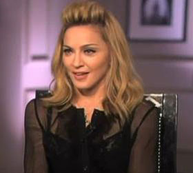 Madonna does it again! Taking stage antics to a new level