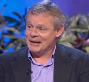 Churchill Insurance drops Martin Clunes due to speeding violations