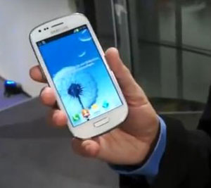 Samsung Galaxy SIII to be launched on November 8th