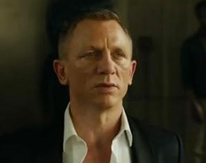 Skyfall is the first film to earn £100million at UK box office