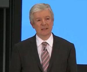 New BBC Chief Lord Tony Hall to lead corporation through crisis