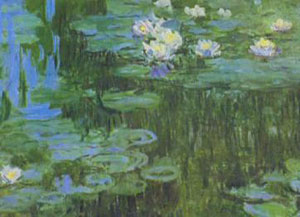 Monet water lilies sold for $43million at New York Auction