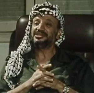 Remains of Palestinian leader Yasser Arafat exhumed after eight years