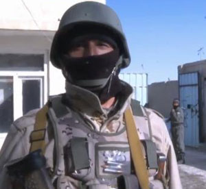 US adviser killed by woman dressed as Afghanistan police officer