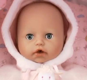 Why not buy your grandchild an Annabell toy?