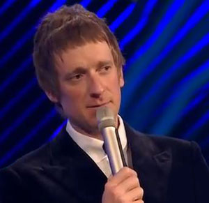 Sports Personality of the Year Bradley Wiggins got 1.5million votes