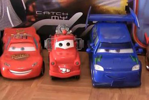 Top 5 outdoor Disney Cars toys