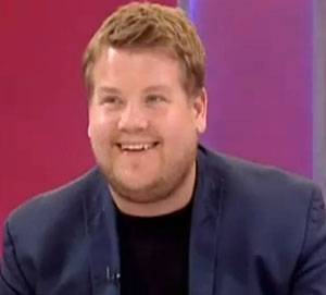 James Corden to host Brit Awards 2013; Damien Hirst to design statues
