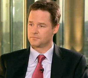Draft Communications Data Bill to be re-addressed, says Nick Clegg