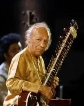 Indian sitar maestro Ravi Shankar dies at 92