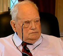 British Astronomer, Sir Patrick Moore dies aged 89