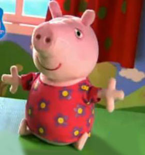 Peppa Pig toy maker worried over Christmas profit