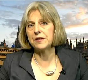 Home Secretary outlines new laws against terrorism